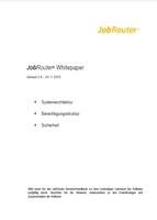 jobrouter white paper